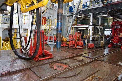 Iodp Usio Expeditions Daily Amp Weekly Reports Sea Trials