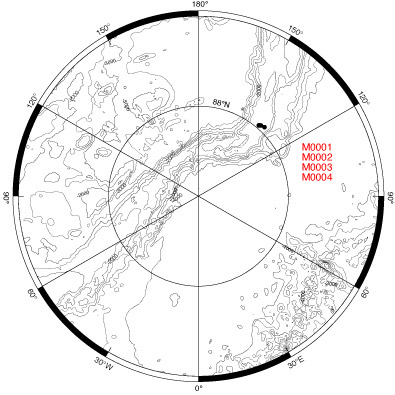 Iodp Jrso Iodp Maps For Papers And Presentations